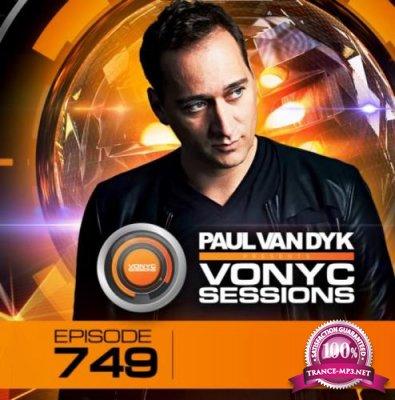 Paul van Dyk - VONYC Sessions 749 (2021-03-09)
