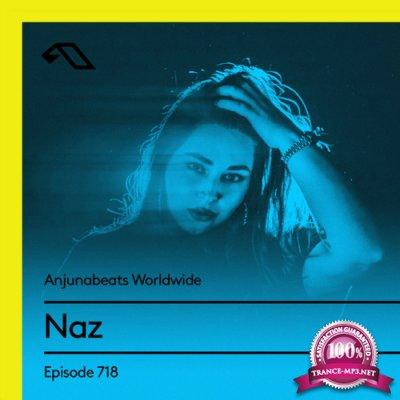 Naz - Anjunabeats Worldwide 718 (2021-03-22)