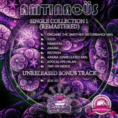 Amtinaous - Single Collection (2021)