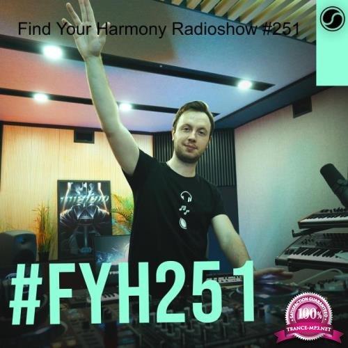 Andrew Rayel - Find Your Harmony Radioshow 251 (2021-04-07)