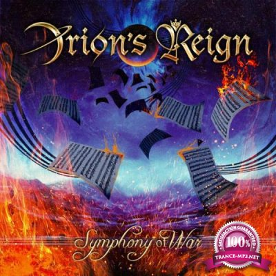 Orion's Reign - Scores of War (2021) FLAC