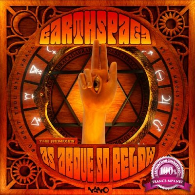 Earthspace - As Above So Below (The Remixes) (2021)