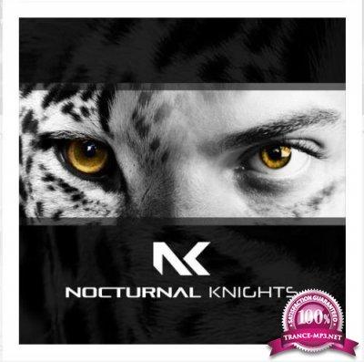 Daniel Skyver & Rene Ablaze - Nocturnal Knights 084 (2021-04-06)