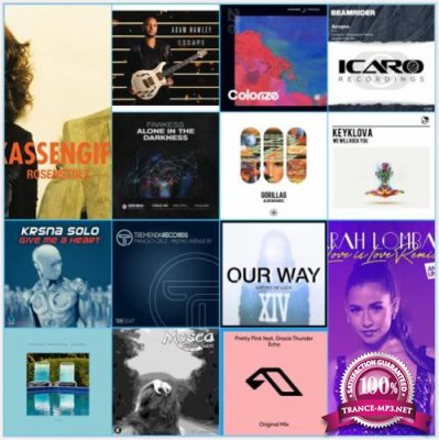 Beatport Music Releases Pack 2600 (2021)