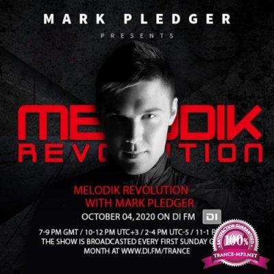 Mark Pledger - Melodik Revolution 099 (2021-04-04)