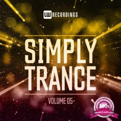 Simply Trance Vol 05 (2021) FLAC