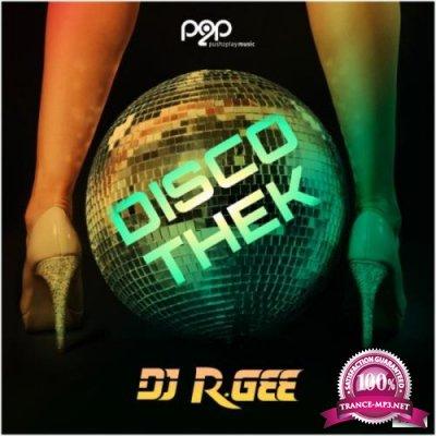 DJ R.Gee - Discothek (2021)