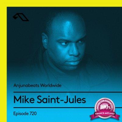 Mike Saint-Jules - Anjunabeats Worldwide 720 (2021-04-09)