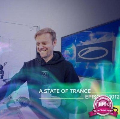 Armin van Buuren - A State Of Trance 1012 (2021-04-15)