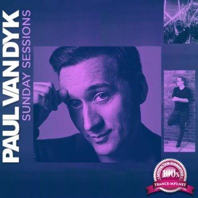 Paul van Dyk - Paul van Dyk's Sunday Sessions 043 (2021-04-18)