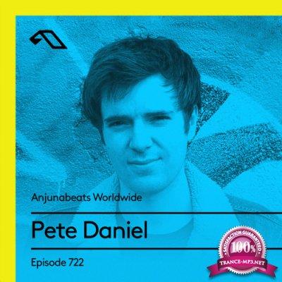 Pete Daniel - Anjunabeats Worldwide 722 (2021-04-19)