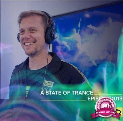Armin van Buuren - A State Of Trance 1013 (2021-04-22)