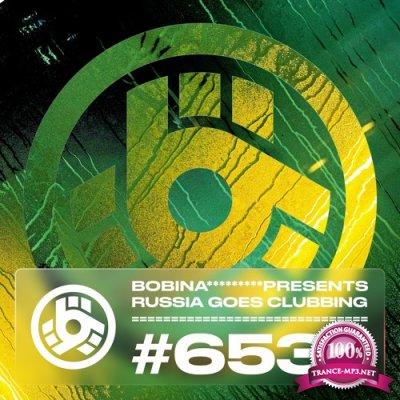 Bobina - Russia Goes Clubbing 653 (2021-04-23)