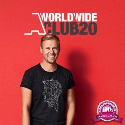 Armin van Buuren - Worldwide Club 20 (2021-04-24)