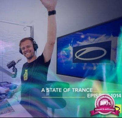Armin van Buuren - A State Of Trance 1014 (2021-04-29)