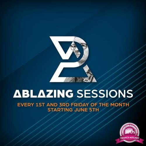 Rene Ablaze & Frank Waanders - Ablazing Session 041 (2021-05-03)