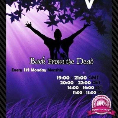 Lazarus - Back From The Dead Episode 253 (2021-05-03)