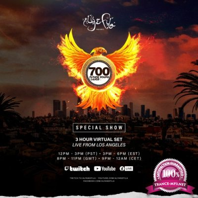 Aly & Fila - Future Sound Of Egypt 700 (2021-05-05)