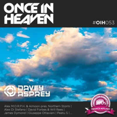 LightControl & Granz Enemy, Davey Asprey - Once In Heaven 053 (2021-05-05)