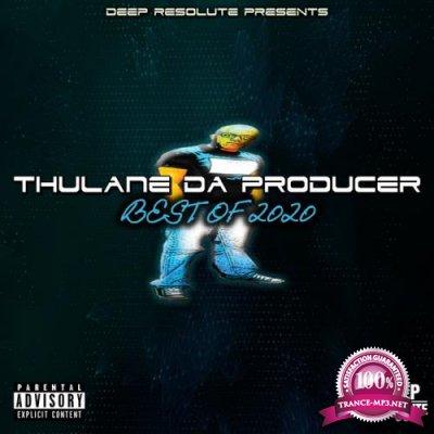 Thulane Da Producer - Best Of 2020 (2021)