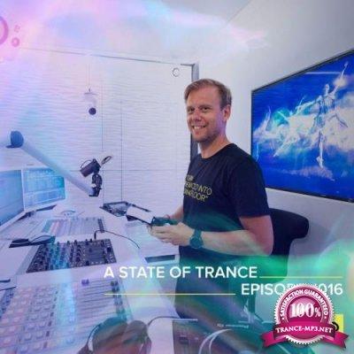 Armin van Buuren - A State Of Trance 1016 (2021-05-13)