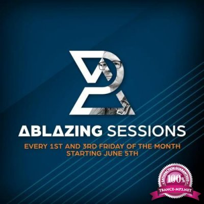 Rene Ablaze & Ralphie B - Ablazing Session 043 (2021-05-16)