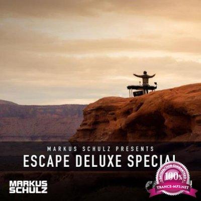 Markus Schulz - Global DJ Broadcast (2021-05-20) Escape Deluxe Special