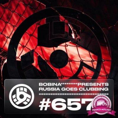 Bobina - Russia Goes Clubbing 657 (2021-05-21)