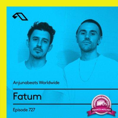 Fatum - Anjunabeats Worldwide 727 (2021-05-24)