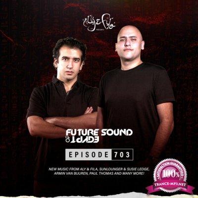 Aly & Fila - Future Sound Of Egypt 703 (2021-05-26)