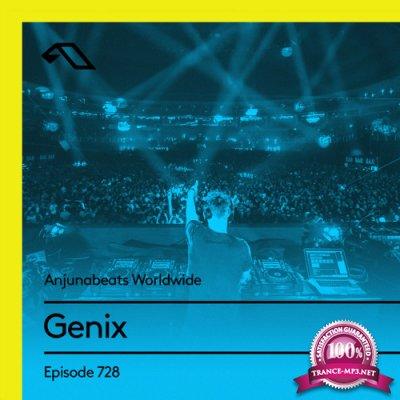 Genix - Anjunabeats Worldwide 728 (2021-05-31)