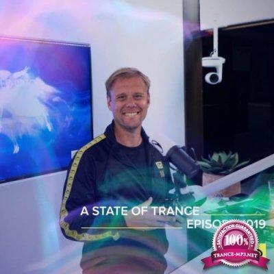 Armin van Buuren - A State Of Trance 1019 (2021-06-03)