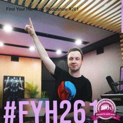 Andrew Rayel - Find Your Harmony Radioshow 261 (2021-06-16)