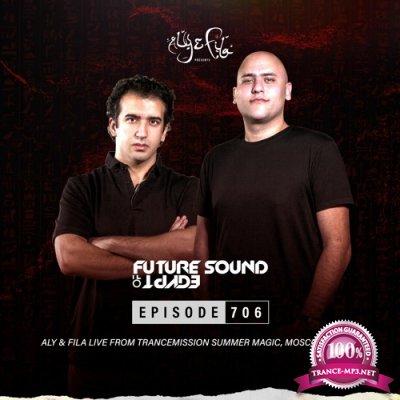 Aly & Fila - Future Sound Of Egypt 706 (2021-06-16)