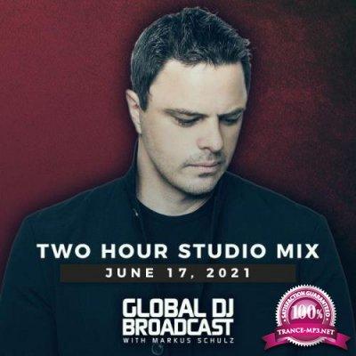 Markus Schulz - Global DJ Broadcast (2021-06-17)