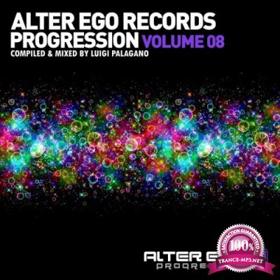 Progression, Vol. 8 (Mixed by Luigi Palagano) (2021)