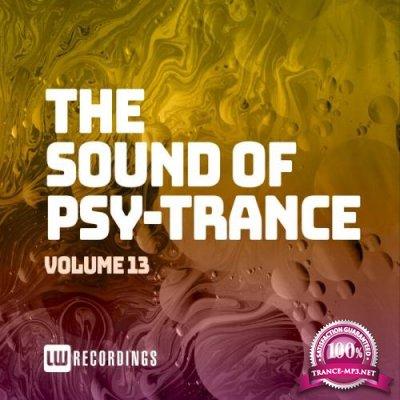 The Sound Of Psy-Trance, Vol. 13 (2021)