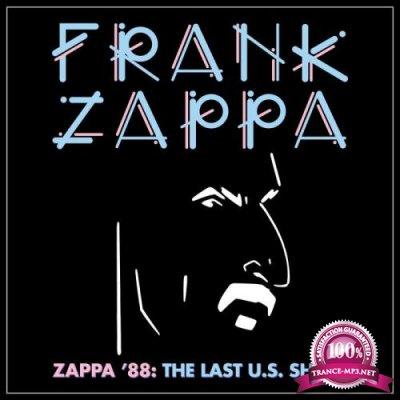 Frank Zappa - Zappa '88: The Last U.S. Show (2021)