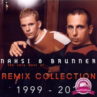Naksi & Brunner - The Very Best Of Remix Collection 1999-202 (2021)