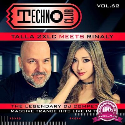 Techno Club Vol 62 (Limited Edition) (2021) [Mixed & UnMixed 320kbps]