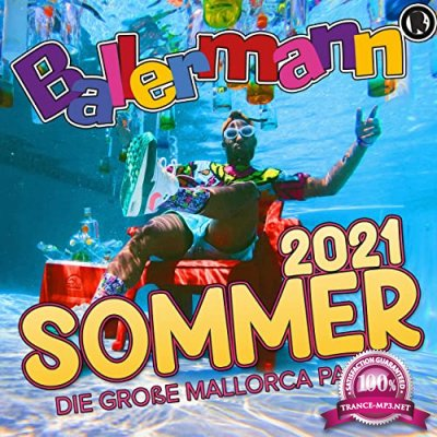 Ballermann Sommer 2021 (Die grosse Mallorca Party) (2021)