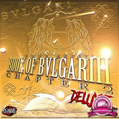 tuff shorty - Book of BVLGARIII Chapter 2 Deluxe (2021)