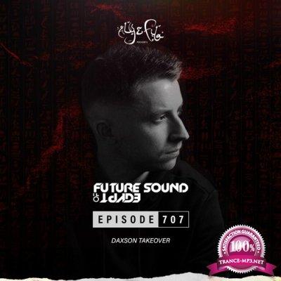 Aly & Fila - Future Sound Of Egypt 707 (2021-06-23)