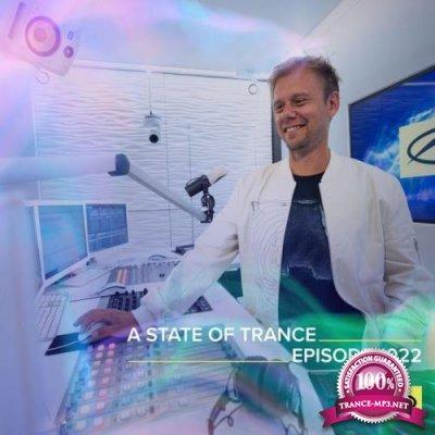Armin van Buuren & Ruben de Ronde & XiJaro & Pitch - A State Of Trance 1022 (2021-06-24)