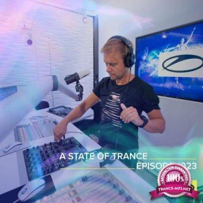 Armin van Buuren & Ruben de Ronde & Ferry Corsten - A State Of Trance 1023 (2021-06-24)