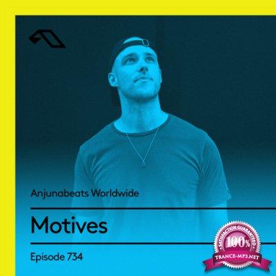 Motives - Anjunabeats Worldwide 734 (2021-07-12)