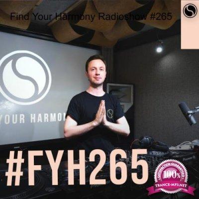 Andrew Rayel - Find Your Harmony Radioshow 265 (2021-07-14)