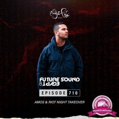 Aly & Fila - Future Sound Of Egypt 710 (2021-07-14)