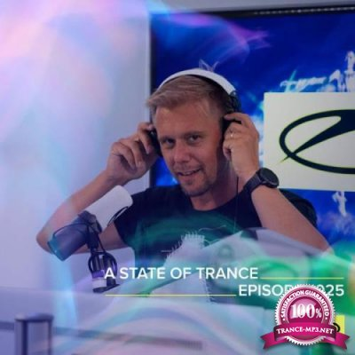 Armin van Buuren & Ruben de Ronde & Ferry Tayle - A State Of Trance 1025 (2021-07-15)