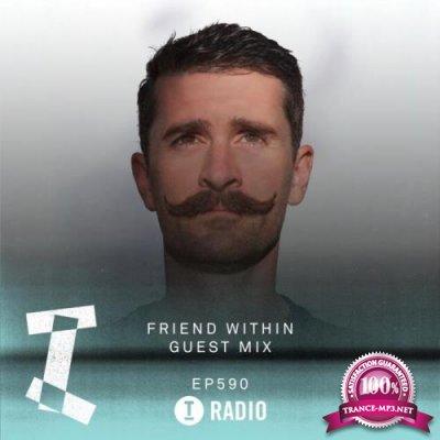 Maxinne & Jay Vegas & Friend Within - Toolroom Radio 590 (2021-07-19)